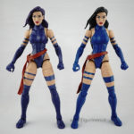 Marvel Legends – Hasbro Apocalypse Wave Psylocke Variants