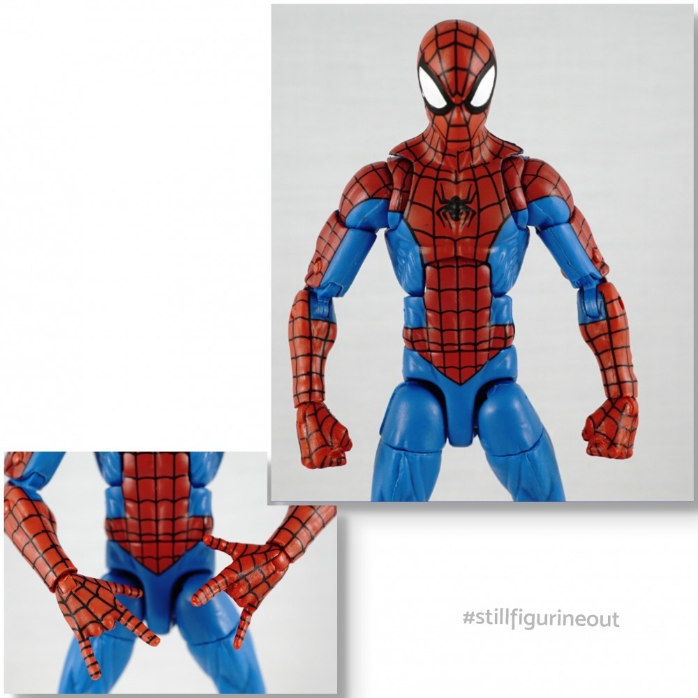 Marvel Legends - Spider-man (Vintage Wave)