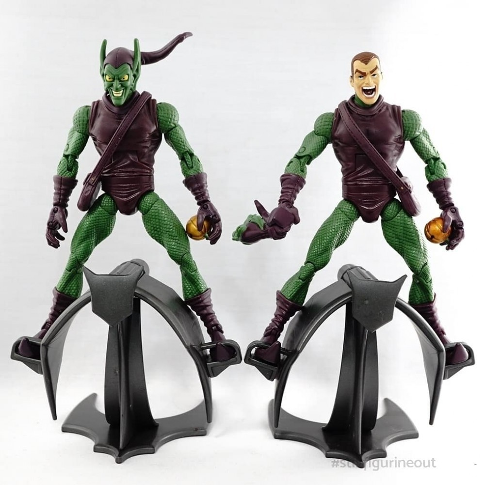 Marvel Legends – Toybiz Green Goblin (Onslaught BAF Wave)