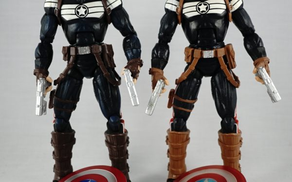 Marvel Legends – Steve Rogers Variants (Terrax BAF Wave)