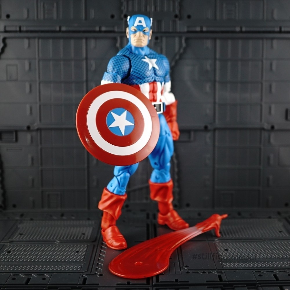 Marvel Legends - Captain America (Vintage Wave)
