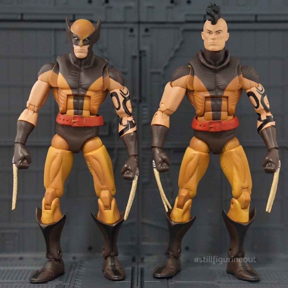 Marvel Legends – Daken Variants (Masked and Unmasked)