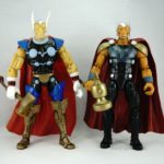 Marvel Legends – Toybiz Beta Ray Bill (MODOK BAF Wave) vs Hasbro Beta Ray Bill (Professor Hulk BAF Wave)