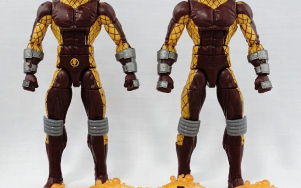 Marvel Legends – Shocker Variants (Sandman BAF Wave)