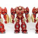 Marvel Legends – Hulkbuster BAF vs Hulkbuster BAF ('Best of' wave) vs Hulkbuster (MCU 10th Anniversary 2-pack)
