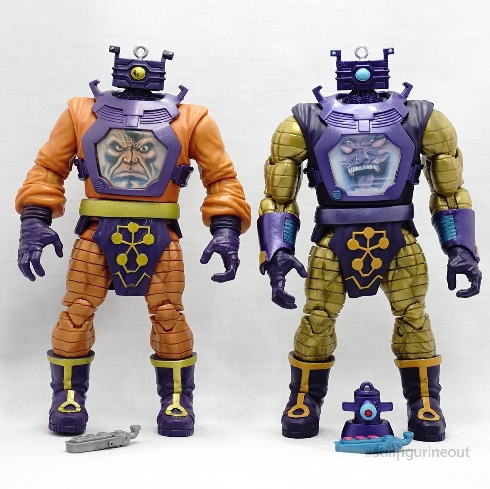 Marvel Legends – Arnim Zola BAF vs Arnim Zola (Secret Empire2-pack Boxset)