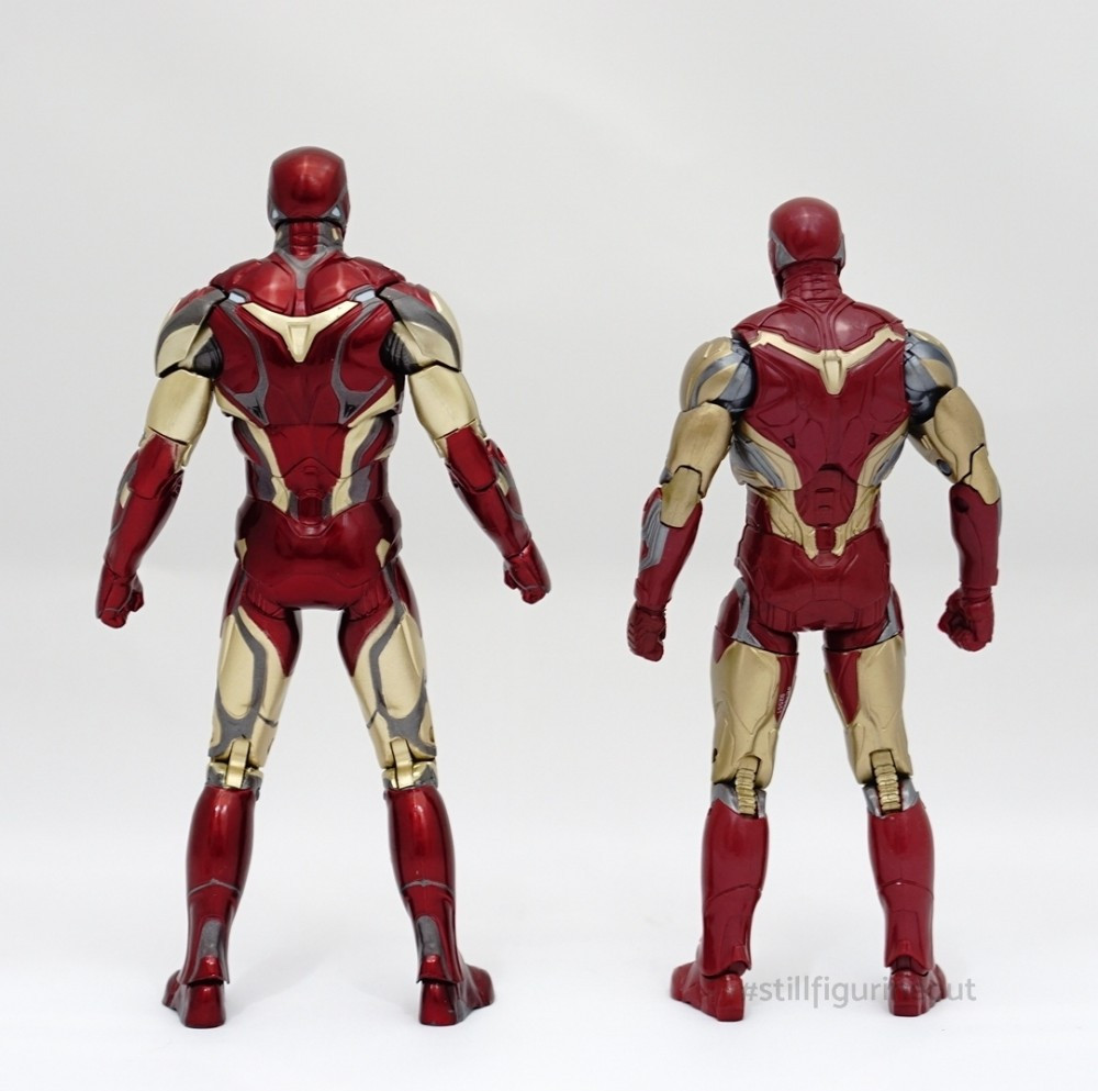 ZD Toys: Iron Man Mark 85 Review