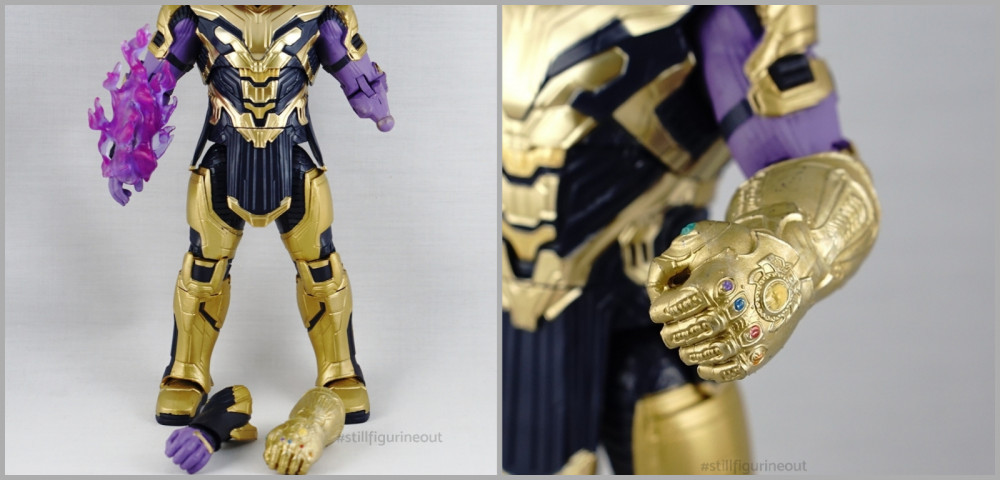 ZD Toys: Armoured Thanos Review