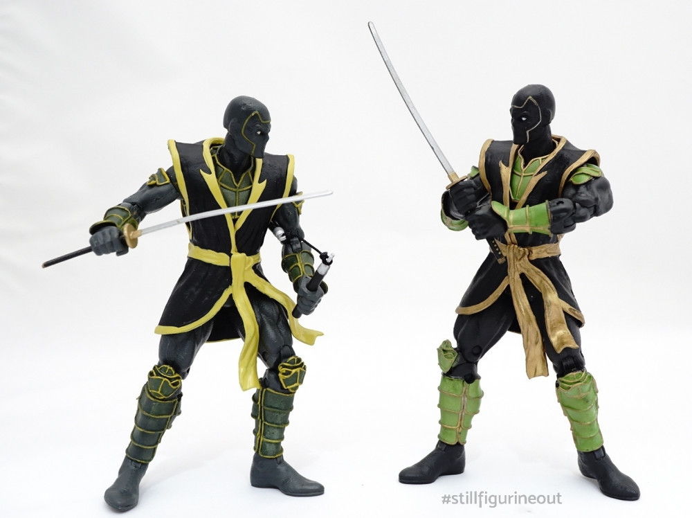 Marvel Legends - Ronin Variants (2-pack with Elektra)